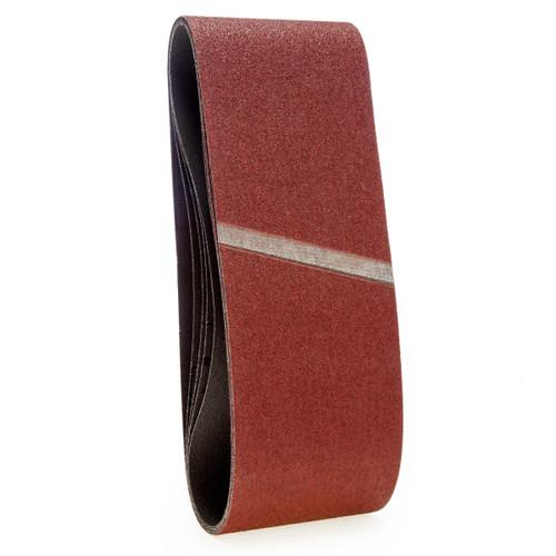 Makita P-36902 Sanding Belts 100 x 610mm 80 Grit (Pack Of 5)
