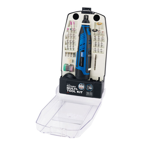 Draper 02343 10.8V Storm Force Rotary Multi Tool Kit