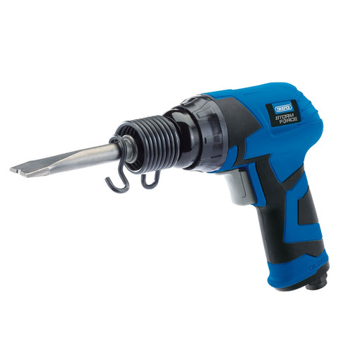 Draper 65142 Storm Force Composite Air Hammer and Chisel Set