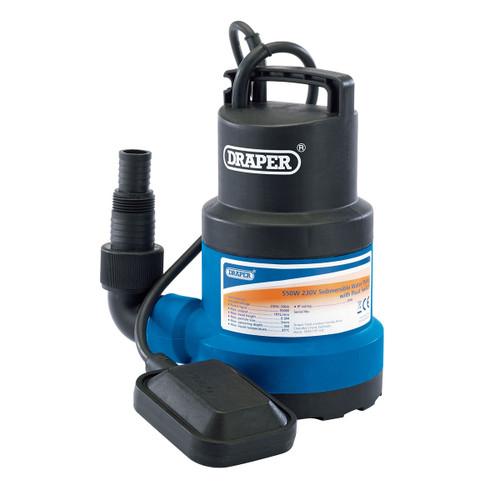 Draper 61584 Submersible Water Pump 191L