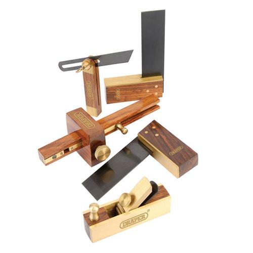 Draper 32272 Mini Woodworking Set (5 Piece)