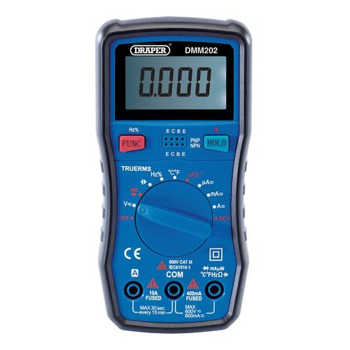 Draper 41820 Digital Multimeter