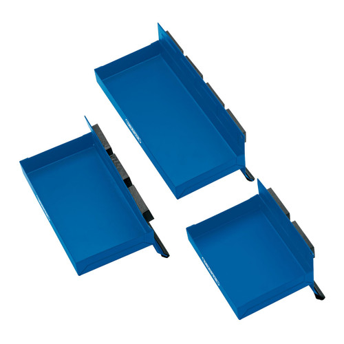 Draper 11755 Magnetic Tool Tray Set (3 Piece)