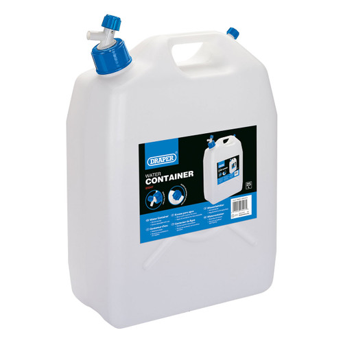Draper 23247 Water Container with Tap 25L
