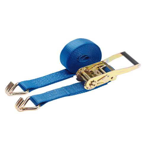 Draper 60950 2500kg Ratcheting Tie Down Strap 5m x 50mm
