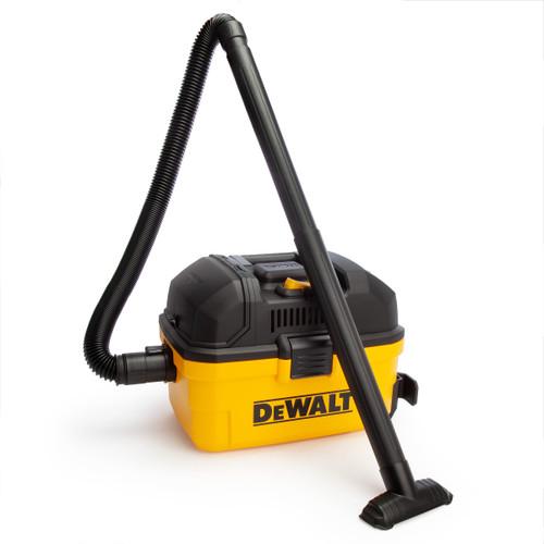 Dewalt DXV15T Wet & Dry Toolbox Vacuum Cleaner 15L (240V)