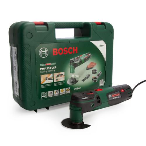 Bosch PMF 250 CES Starlock Multi Tool