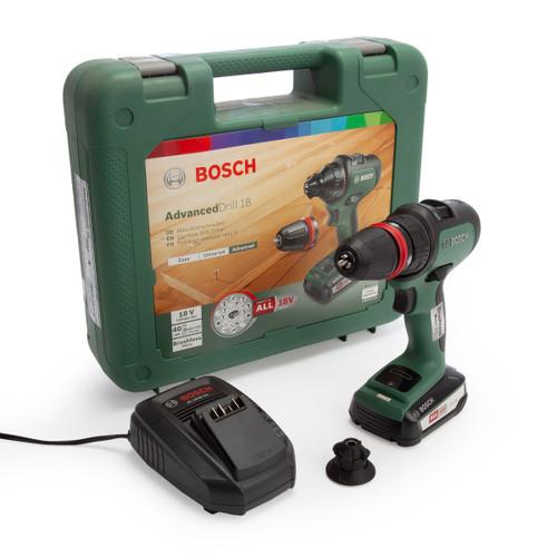 Bosch AdvancedDrill 18 18V Drill Driver