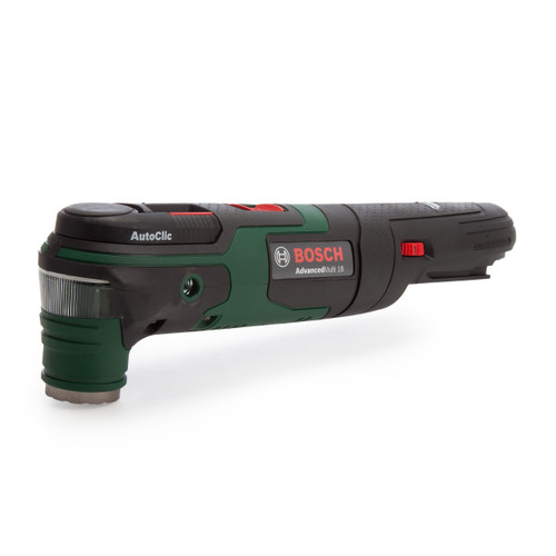 Bosch AdvancedMulti 18 18V Multi Tool (Body Only)