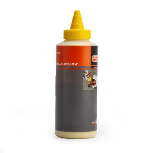 Bahco CHALK-YELLOW Builders Chalk Yellow 227g