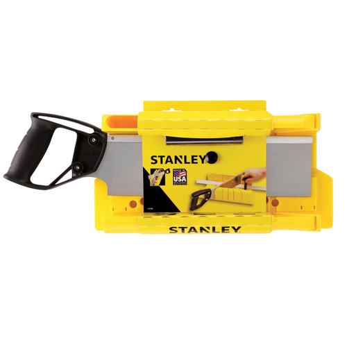 Stanley 1-20-600 Clamping Mitre and Tenon Saw