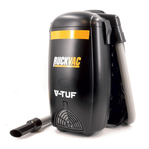 V-TUF RUCKVAC L-Class Industrial Backpack Vacuum Cleaner (110V)