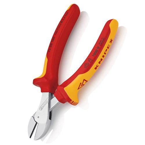 Knipex 7306160SB X-Cut Compact Diagonal Cutter VDE 1000V 160mm