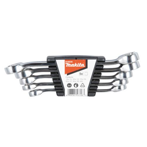 Makita B-65545 Flare Nut Wrench Set