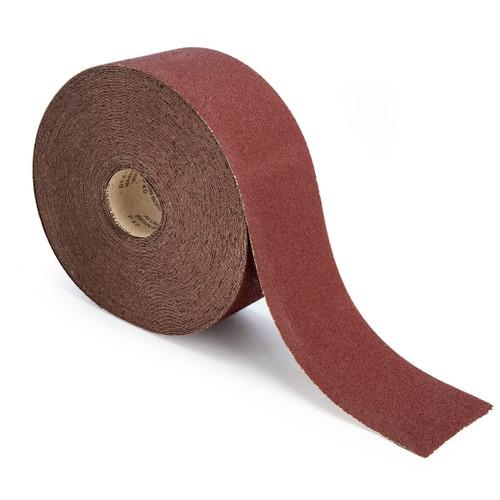 Abracs ABS11550040 Sandpaper Roll 40 Grit 115mm x 50 Metres