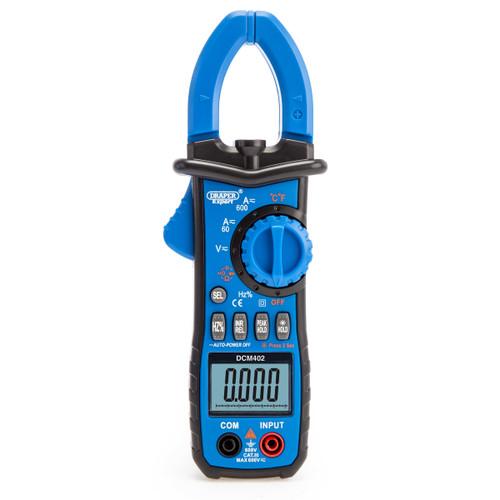 Draper 41967 Auto Ranging Digital Clamp Meter