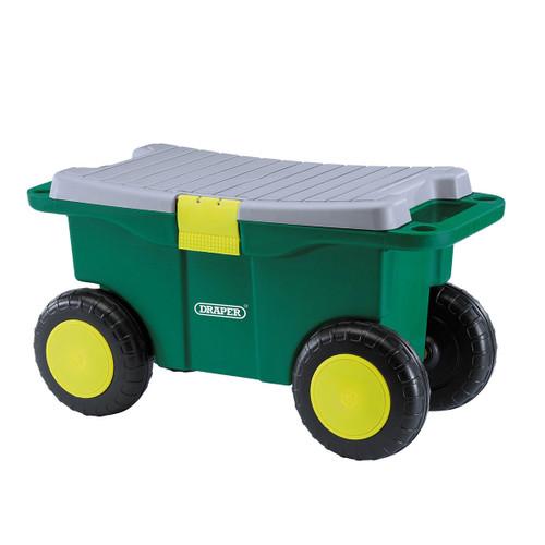 Draper 60852 Gardeners Tool Cart & Seat