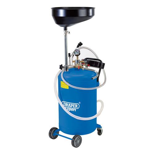 Draper 66240 Gravity/Suction Feed Oil Drainer 65L