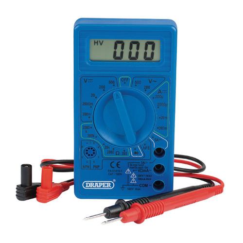 Draper 68476 Digital Multimeter