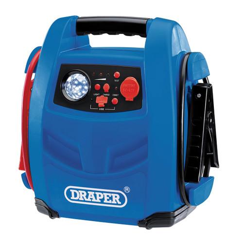 Draper 70553 12V Jump Starter 800A