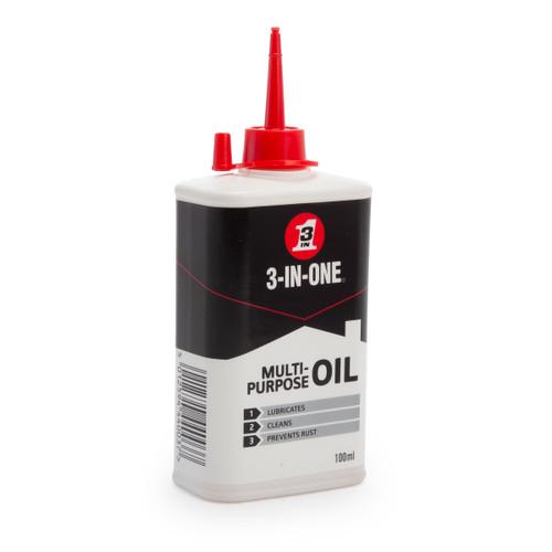WD40 3-In-1 Original Multi Purpose Drip Oil 100mm