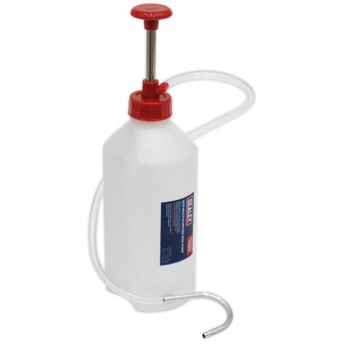 Sealey TP6804 Multipurpose Mini Pump - 1 Litre Capacity