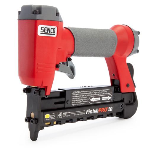 Senco 2C2001N FinishPro 10 Pneumatic Micro Pinner 23 Gauge