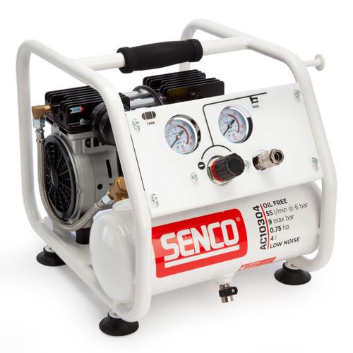 Senco AC10304 Low Noise Compressor 4 Litre 240V