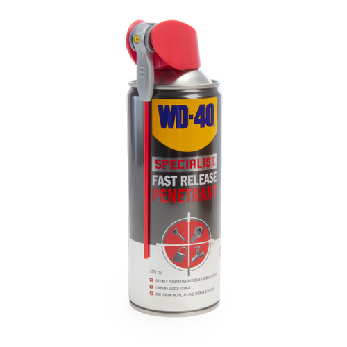 WD40 Specialist Fast Release Penetrant Spray