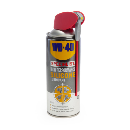 WD40 Specialist High Performance Silicone Lubricant