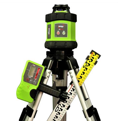 IMEX 012-E60-KIT Mini Rotating Laser Kit 3