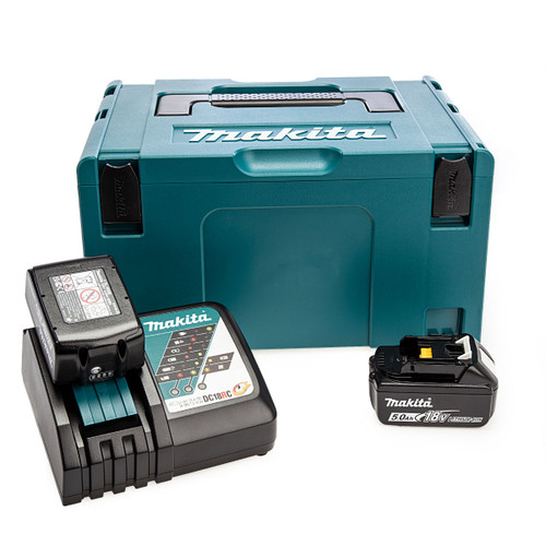 Makita LXT Starter Set with Charger & Carry Case 1
