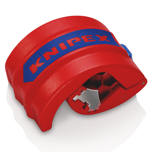 Knipex 902210BK BiX Cutter for Plastic Pipes and Sealing Sleeves 20-50mm