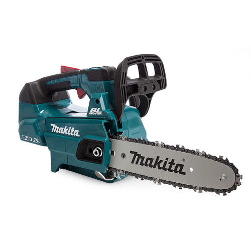 Makita DUC256Z 36V Top Handle Chainsaw 250mm (Body Only) - Accepts 2 x 18V Batteries