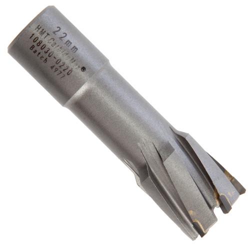 HMT 108030-0220 CarbideMax 40 TCT Magnet Broach Cutter 22mm