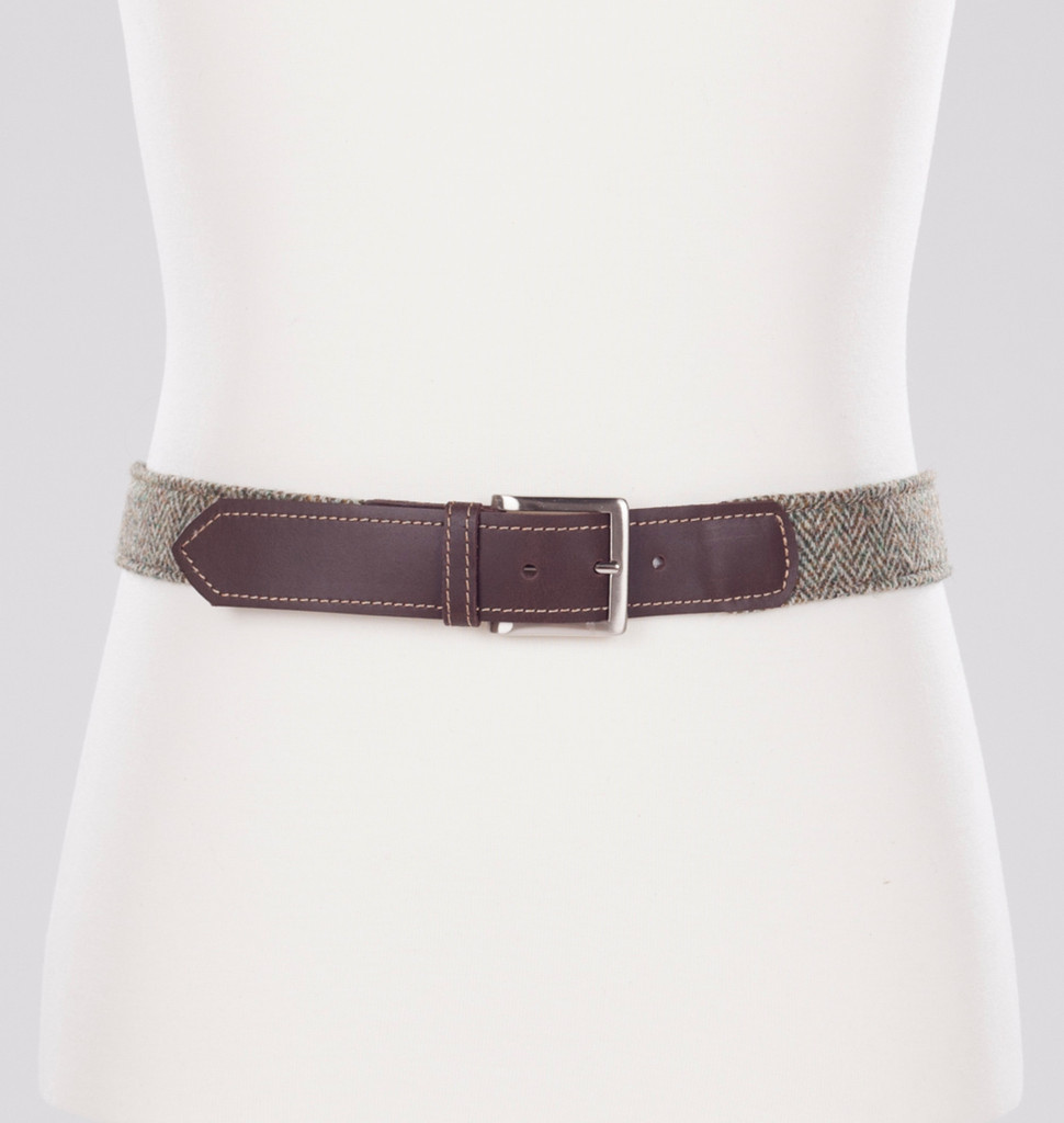Tweed Belt