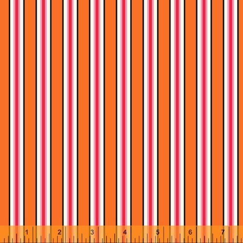 Candy Stripe Orange