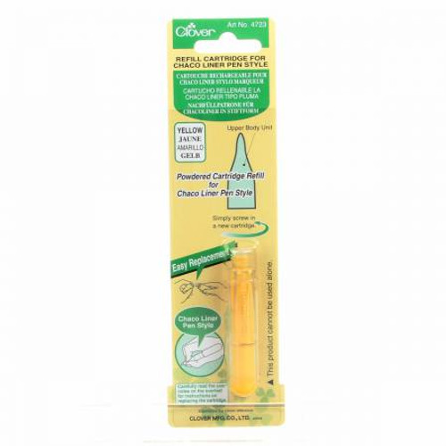 Chaco Liner Pen Yellow Refill