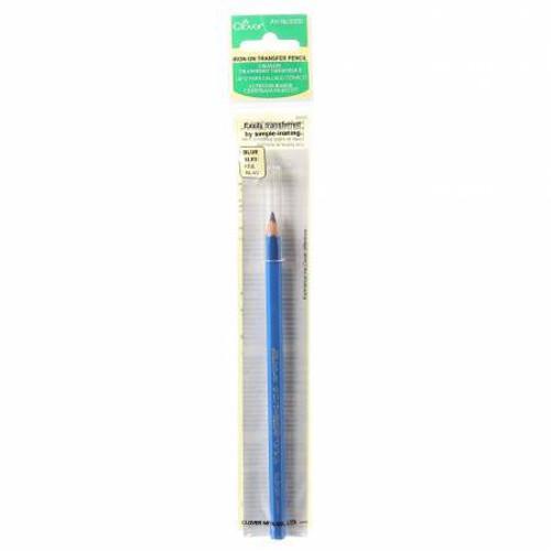 Iron On Transfer Pencil Blue