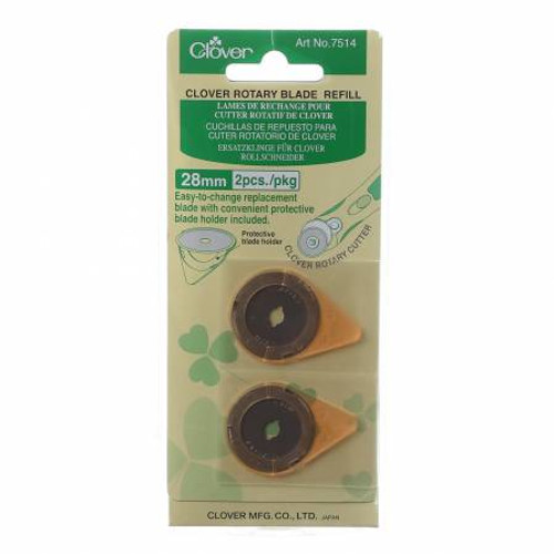 28mm Replacement Blade 2 ct