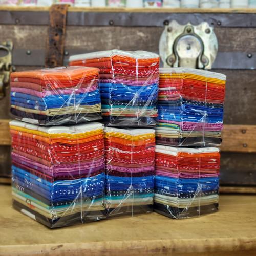 Alison Glass Batik Shop Curated Fat Quarter Bundles