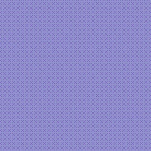 Cross Stitch in Lilac by Alison Glass 100% Quilting Cotton