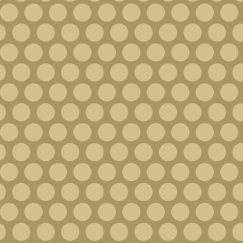Maid of Honor in Wheat from Secret Stash's Earth Tones Collection by Laundry Basket Quilts for Andover Fabrics. 100% Premium Quilting Cotton.