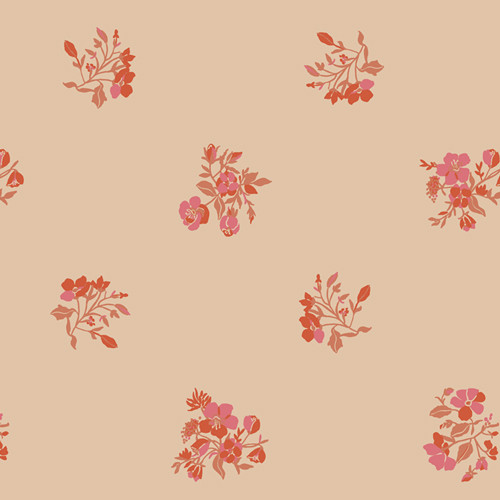Burgeon Forth from the Kismet Collection for Art Gallery Fabrics.