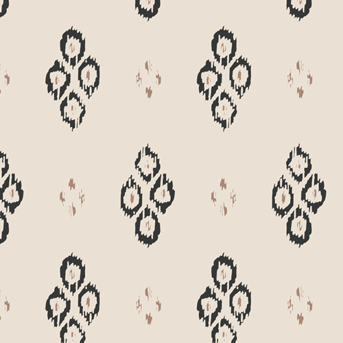 Ikat Diamond Posh from the Kismet Collection for Art Gallery Fabrics.