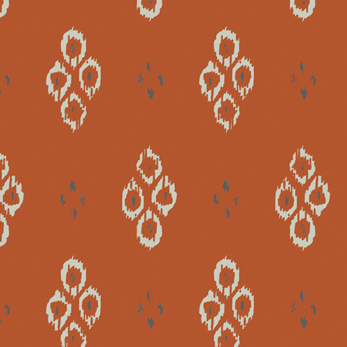 Ikat Diamond Rustic from the Kismet Collection for Art Gallery Fabrics.