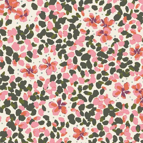Jasmine Soulful for Velvet Collection for Art Gallery Fabrics.