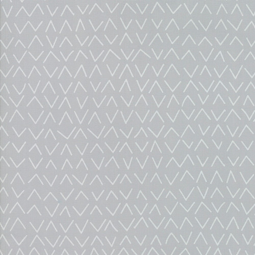 Modern Backgrounds More Paper in Arrows Steel by Zen Chic for Moda Fabric.