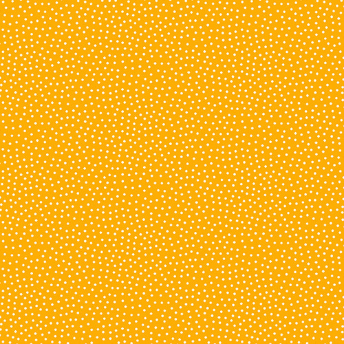 Freckle Dot in Sunshine  for Andover Fabrics Yardage