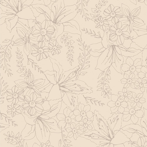 Soften the Volume Natural Bouquet from Art Gallery Fabrics Capsules
